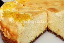 Recetas de tarta de limón