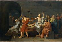 Classicisme ~ Jacques-Louis David