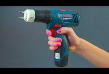 Video - Διάφορα έξυπνα εργαλεία - Κατασκευές ...Κτλ...