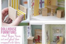 Doll house ideas / Ideas and inspiration for doll houses