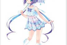 Anime/Manga/Vocaloid