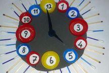 Clock craft ideas