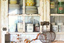 autumn interiors decorations