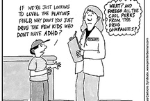 The positive ADHD board