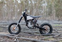 Scrambler ideas