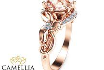 Morganite Engagement Rings