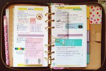 Planering / Kalendrar, organisation