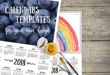2018. Calendars!