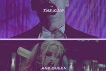 ❤Harley Quinn and Joker❤