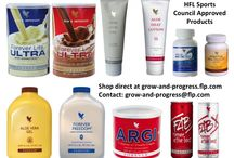 Sport and Fitness Products / Boost your workouts with these great quality products that work with your body to promote good health. My web shop - http://www.julian.myforever.biz/store