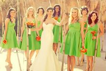 Go Green Wedding Decor / Whether you're planning an eco-friendly wedding or a green theme party, use our Go Green inspiration board for ideas on decor!  / by Koyal Wholesale Weddings