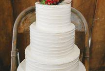 The wedding - The Cake