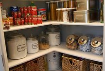 pantry ideas & more