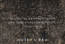 inspirational quotes / words i live by | xoxo queen of raw