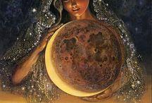 ~My Inner Goddess Breaking Free~ / by Caitlin Gibson