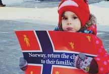 Barnevernet - Demonstrasjoner