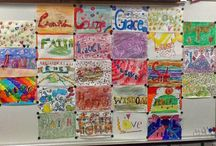 Inspirational Art Projects / Ideas for creating inspirational art