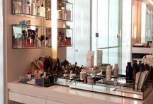 Makeup & jewelry storages