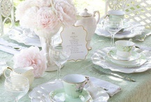 Bridal shower/rehearsal / by Tricia Sweeney