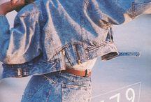 1980s/90s fasion
