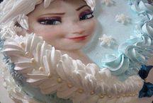 Creando / Creazioni torte fantasia