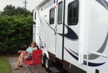 Camper items