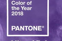 Colour of the Year 2018 Ultra Violet