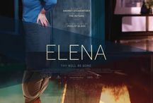 "inspiration: POSTERS: MOVIES: ""ELENA"" (2011)"