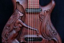Craftman Hand-Carved guitar