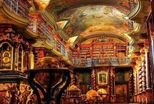Amazing Libraries & Bookstores