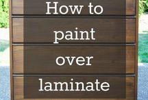 paint laminate
