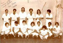 Sarue / Fundacao do grupo Cativeiro e formatura 1978 Ribeirao Preto SP.