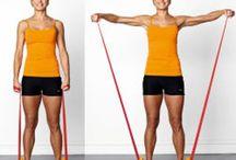Øvelser med elastik