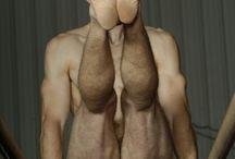Art body boy