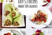 My 5:2 Diet plan