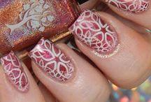 Crumpets Nail Tart's 26 GNAI (my designs)