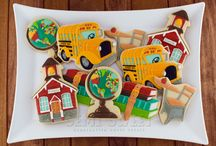 Bro's Cookie Designs - Some Favorites