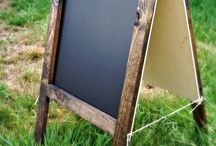 Blackboards and More