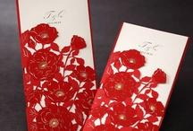 Wedding invitations  / by Vanessa Marcum