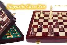 magnetic chess sets / Best Magnetic chess set available with strong hold and Excellent Quality.