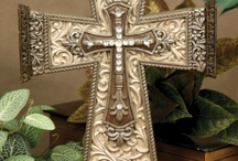 For wood carving. Cross
