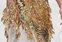 "Fashion-Absolutely Fabulous""Golds"""