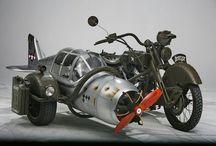 Sidecars / Motorbike sidecars