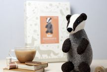 Hawthorn Handmade / Introducing Hawthorn Handmade, needle felting, crochet and embroidery kits made with lots of crafty love! See the Live Launch on Create and Craft, Saturday 1st October at 2PM and 6PM!