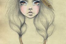 Illustrations / by Lindsay Pinder