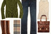 Fashion Outfits / by Donna