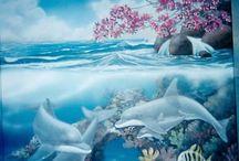ZWIERZ WODA OCEAN