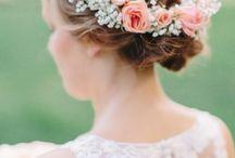 Tiara de flores