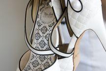 Vintage Italian Wedding Inspiration Black and White / Wedding Inspiration for a Vintage Black and White Wedding in Italy.