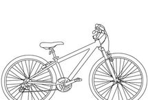 Tatuagem Bike